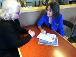 In-Person Consult with Dr. Leslie